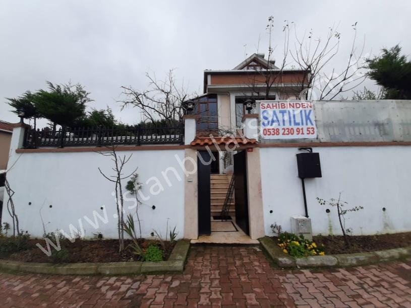 Karaburun da satılık villa