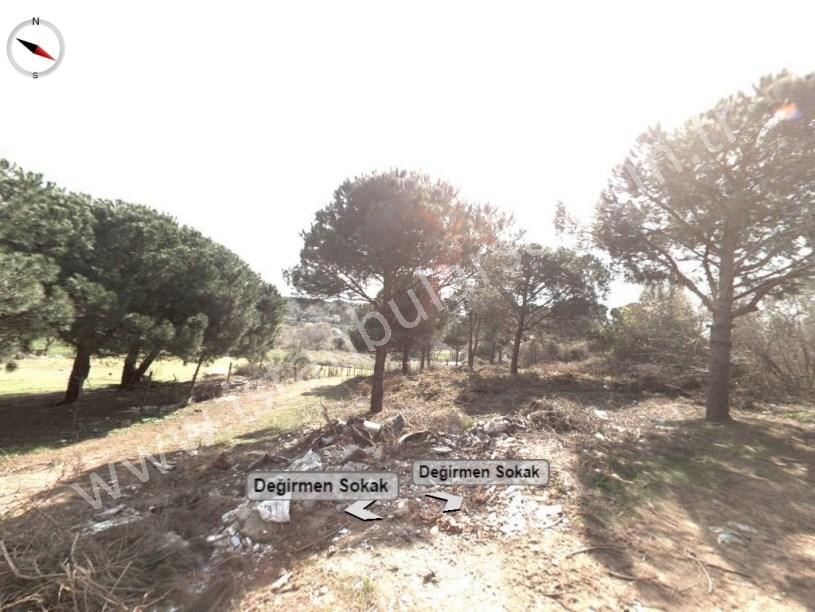 Arnavutköy karaburun da satılık arsa