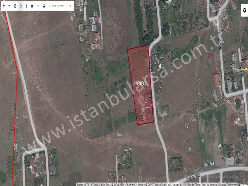 Arnavutköy Tayakadın,da Satılık  Arsa  , 353 m2 Evlerin Yakını