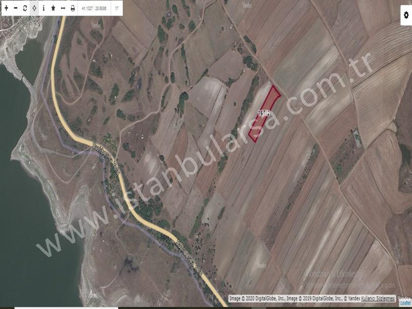 Arnavutköy Hacımaşlı,da Satılık Arsa , 564 M2 Hisseli Yolu Var.